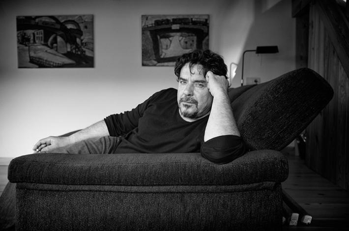 Juan Carlos Pajares (2014). © Fotografía de Jr Vega.