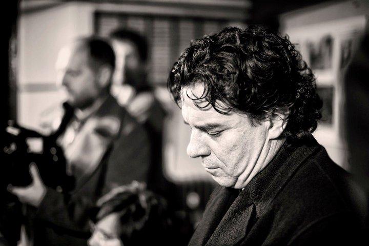 Juan Carlos Pajares Iglesias (el Pájaro). ©Fotografía de Jr Vega.
