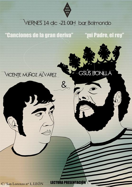El cartel es de JULIA D. VELÁZQUEZ.