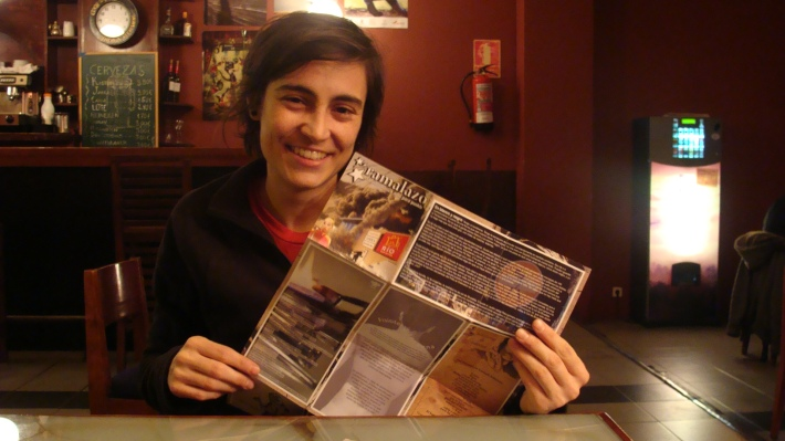 Beatriz Esteban, de Ramalazo