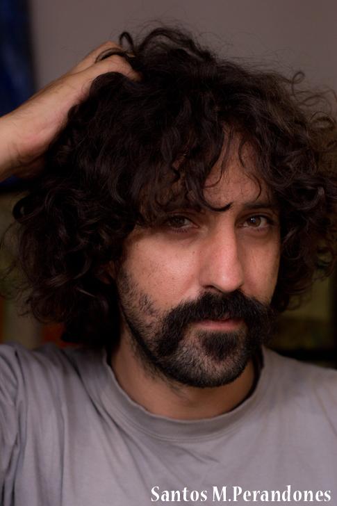 Alejandro Sáenz de Miera (Alexplays) en una foto de Santos M. Perandones.