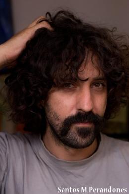 Alejandro Sáenz de Miera (Alexplays). © Foto: Santos M. Perandones.
