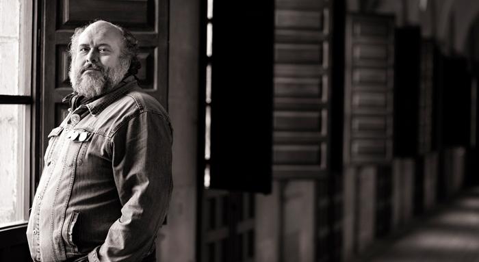 Felipe Zapico Alonso, 'Zapi'. © Fotografía de JR Vega.