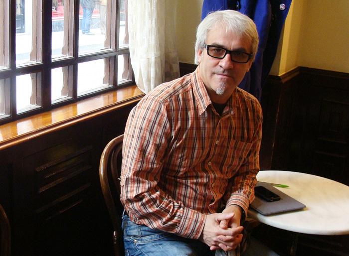 Carlos Tapia, presidente de Artesa. Fotografía de Carlos Arranz.