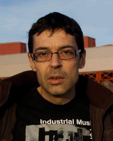 Javier Iriso. Fotografía de Juan Rafael Álvarez.