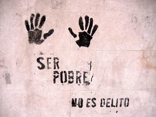 graffitienrosarioserpobrenoesdelito