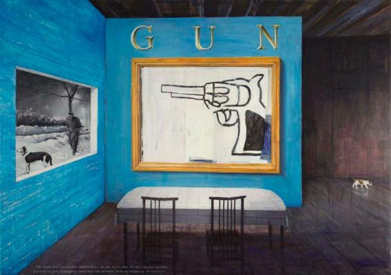gruber- gun