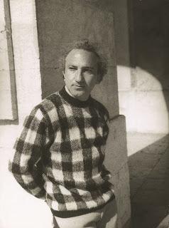 El poeta Alberto de Lacerda (1928-2007).