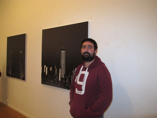 Sebastián Román. Fotografía de Focus.
