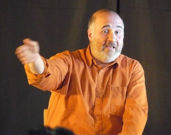 José Campanari. Foto: Noelia Martínez.