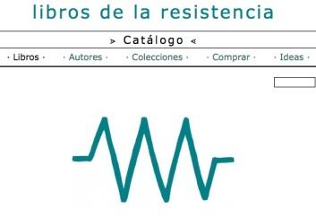 Libros de la resistencia