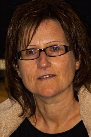 La periodista Mª Antonia Reinares. Foto: Rafa Murciego.