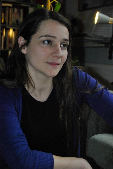 Cristina Calleja. Fotografía: Isaac Macho.