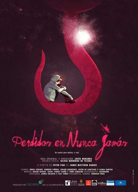 Cartel de Raúl Allén para la obra.