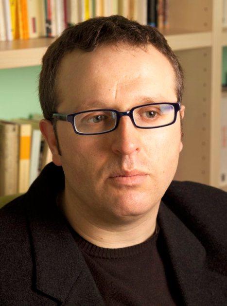 El escritor leonés Luis Artigue.