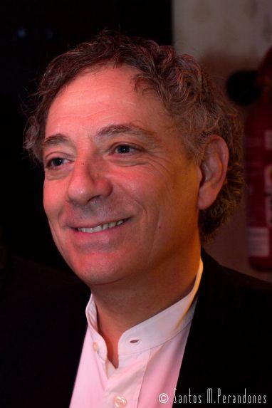Juan Carlos Mestre. Fotografía: Santos M. Perandones.