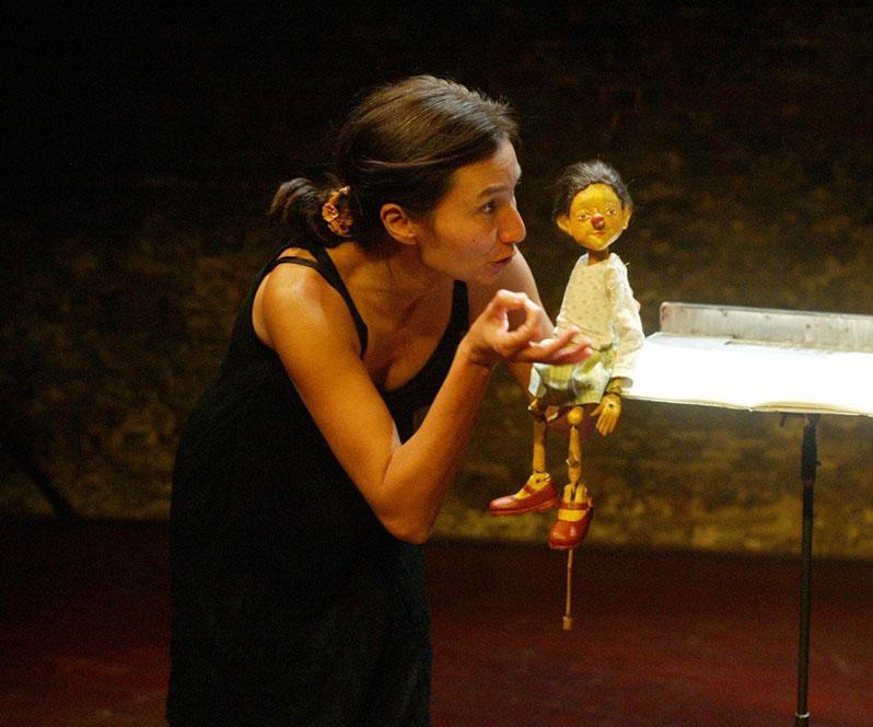 Michèle Nguyen. Foto: Titirimundi.