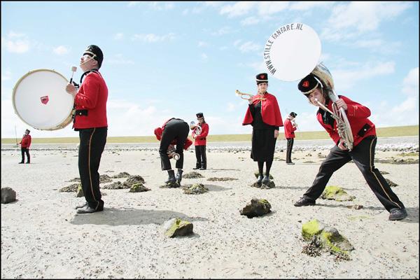 Actic!: 'Stille Fanfare' (Sección Valladolid Propone).