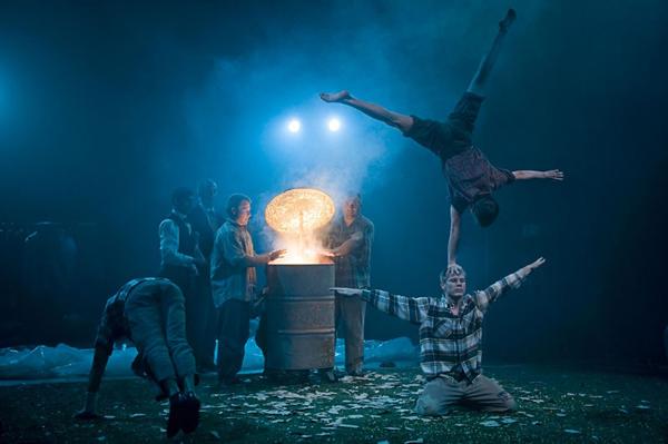 Karakasa Circus: 'Home Sweet Home' (Sección Oficial).