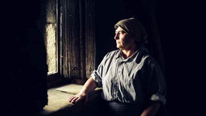 Fotograma de la película 'Arraianos', de Eloy Enciso.