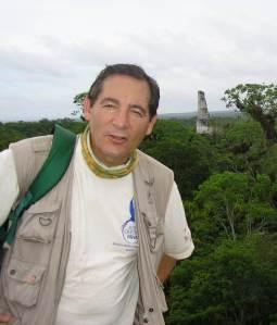 Julio Míchel, director del Festival Internacional de Títeres de Segovia, TITIRIMUNDI.