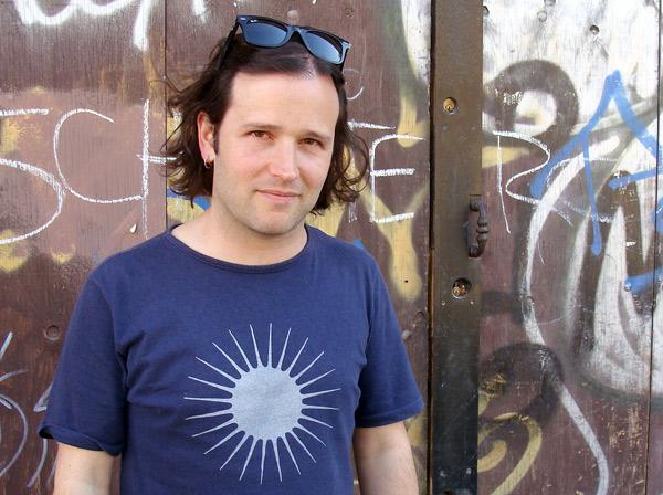 El escritor y periodista Fernando del Val. Foto: Laura Fraile.
