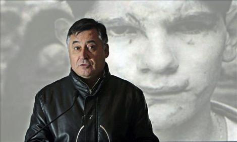El fotoperiodista Gervasio Sánchez.