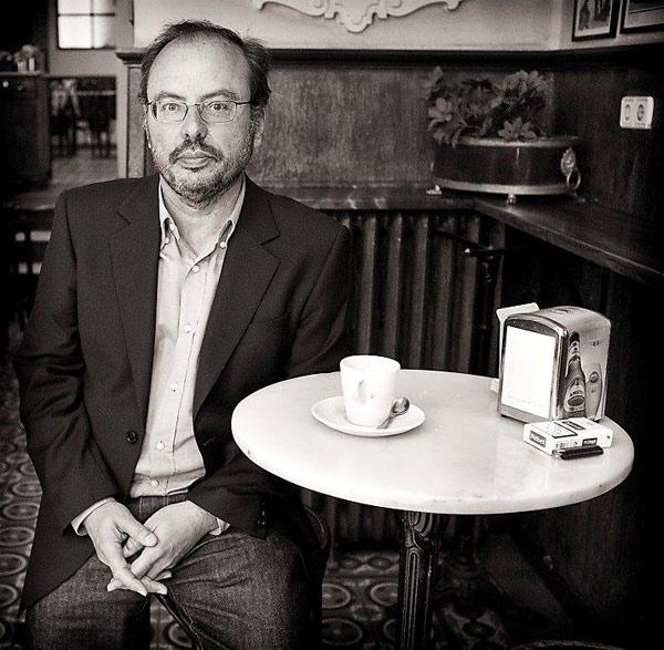 Avelino Fierro. © Fotografía: José Ramón Vega.