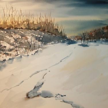 'Landscape I'. Marene Lasagabaster.