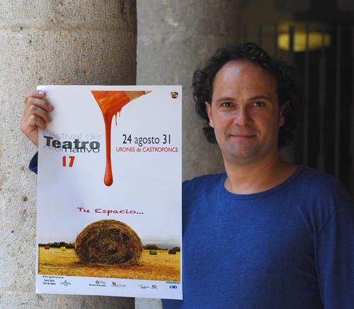 Álex Rodríguez, nuevo director de FETAL. Fotografía: Tor.