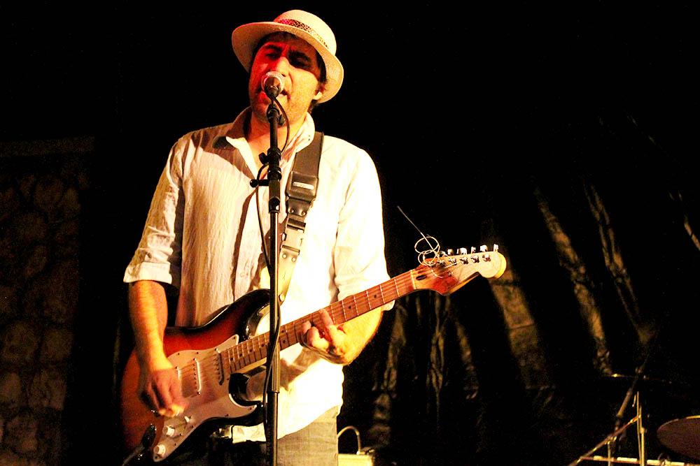 Actuación de Campingas en el festival del año pasado. Foto: Supernova Música.