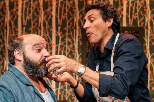 Escena de la obra `Pulgarcito´, de la compañía Teatro Paraíso. Foto: Aitor Audicana.