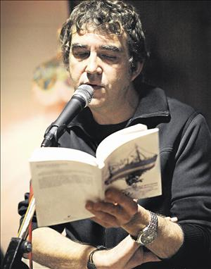 Vicente Muñoz. © Fotografía: Julia D. Velázquez.