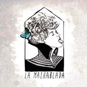 Logo de La Malhablada.