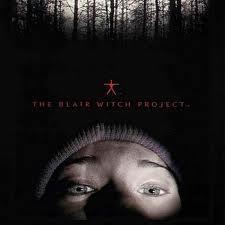 """Cartel de la película """"El proyecto de la Bruja de Blair"""""""