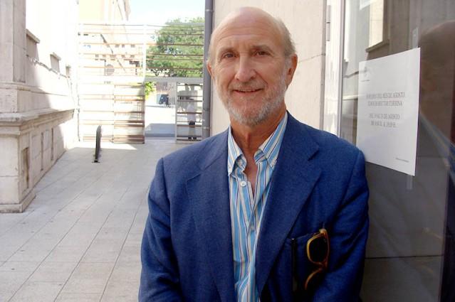 Javier Angulo, director de la SEMINCI. Foto: L. Fraile.