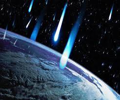 lluvia meteoros