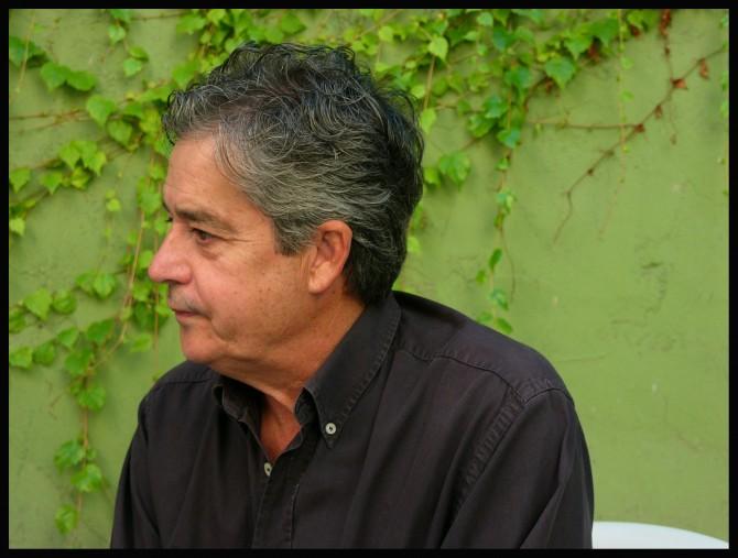 El director de cine Carlos Iglesias, en Astorga.
