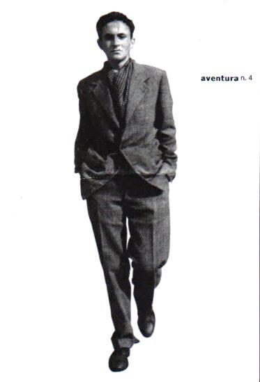Portada del nº 4 de la revista monográfica 'Aventura', dedicada al poeta zamorano Claudio Rodríguez.