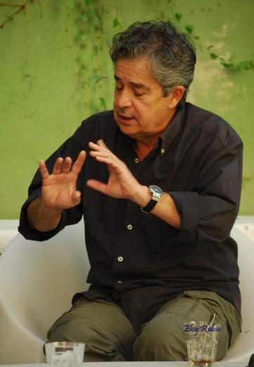 Carlos Iglesias. © Fotografía: Eloy Rubio.