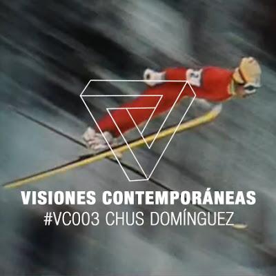 Cartel del ciclo que protagonizará Chus Domínguez en el Da2 de Salamanca.