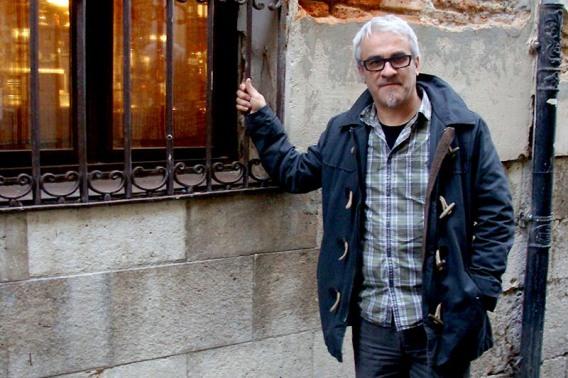 Carlos Tapia, presidente de Artesa. Fotografía de Laura Fraile.
