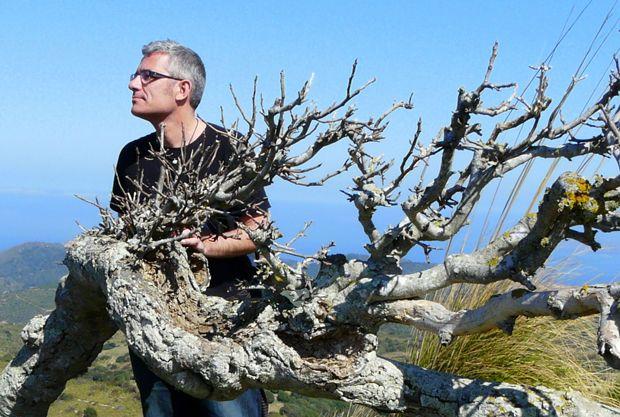 Gustavo Duch, autor de `Mucha gente pequeña´. Foto: Eva Latorre.