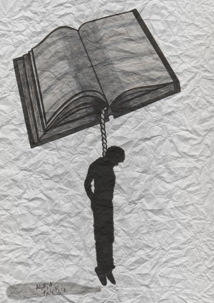 © Ilustración de Nuria Palencia.