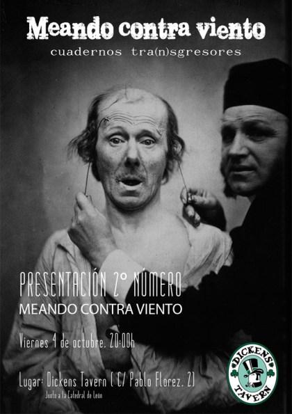 Meando Contra Viento, cartel nº 2.