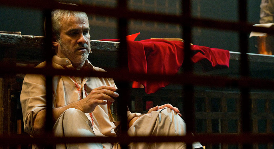 Imagen de 'Bruno XXI', una obra de Azar Teatro. Foto: Azar Teatro.