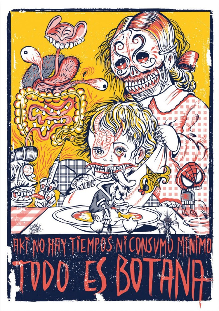 'Todo es bonana', de Toño Camuñas (Valencia).