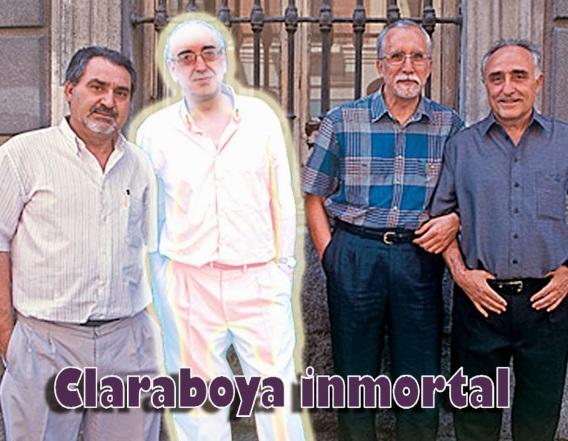 """""""Claraboya inmortal"""". Por Manuel Jular."""