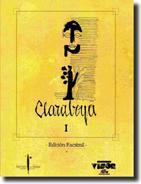 Edición facsímil de 'Claraboya', realizada en su día por el Instituto Leonés de Cultura.