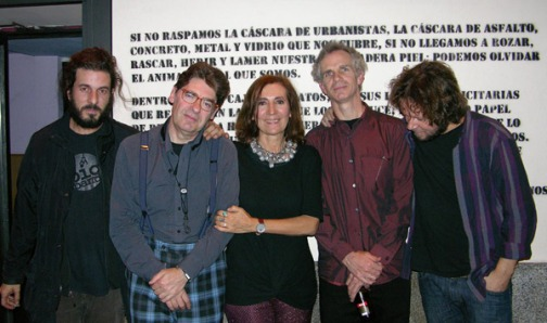 Quinteto Cova Villegas.